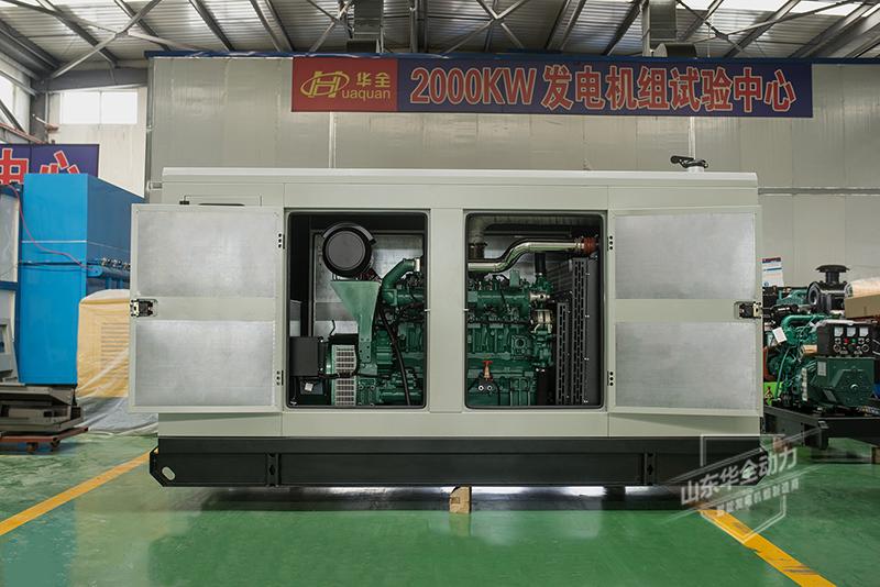 玉柴品牌燃气发电设备