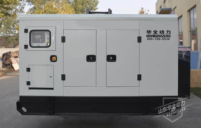 潍柴品牌燃气发电设备