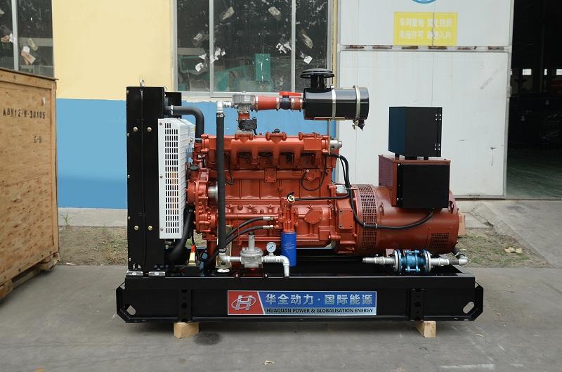 潍坊品牌燃气发电设备启动前后及使用时注意哪些事项?