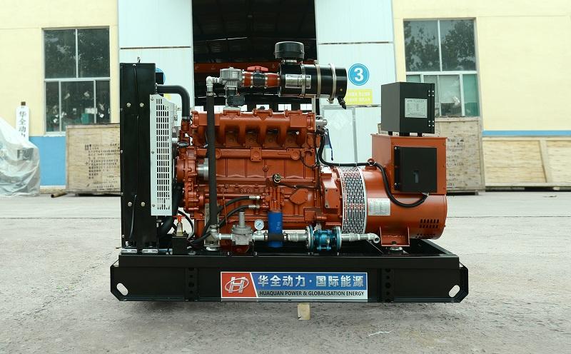 山东燃气发电设备出现排气系统噪音的处理办法