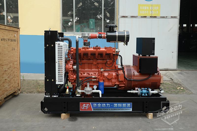 山东燃气发电设备冷却液液面过低或不符合规定时要注意了