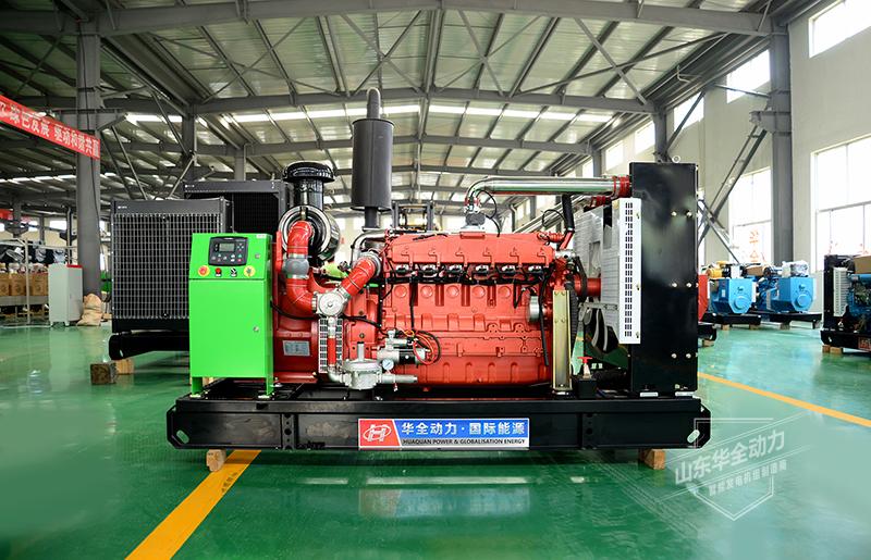 山东燃气发电设备的增压器在压力方面出现问题需要怎么处理呢