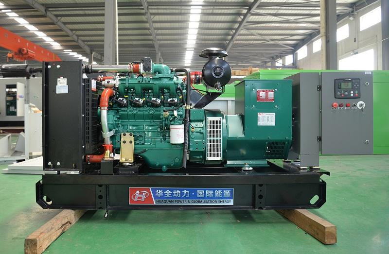 玉柴燃气发电设备